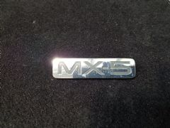 MAZDA MX5 (MK2 1989 - 2005) MX5 BADGE FROM REAR BUMPER